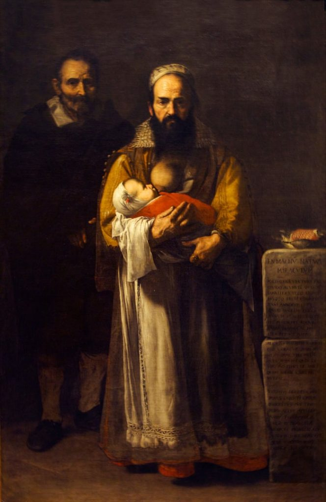 Magdalena Ventura with Her Husband and Son